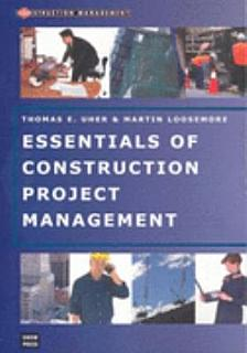 Essentials of Construction Project Management Book
