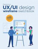 Responsive UX/UI Design Wireframe Sketchbook