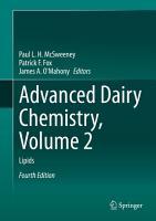 Advanced Dairy Chemistry  Volume 2 PDF