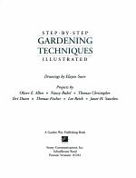 Step by step Gardening Techniques Illustrated PDF