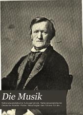 Die Musik: Band 1,Teil 4,Ausgabe 2