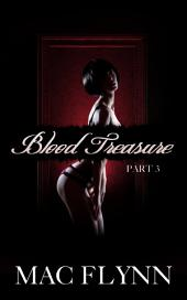 Blood Treasure #3 (New Adult Vampire Romance)