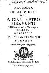 Raccolta delle Virtu del Gian Pietro Pinamonti