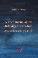 A Phenomenological Ontology of Freedom PDF