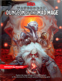 Download D d Waterdeep Dungeon of the Mad Mage Book