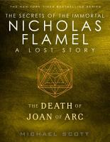 The Death of Joan of Arc PDF