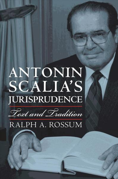 Download Antonin Scalia s Jurisprudence Book