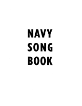 Navy Song Book