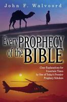 Every Prophecy of the Bible PDF
