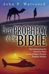 Every Prophecy Of The Bible Book PDF