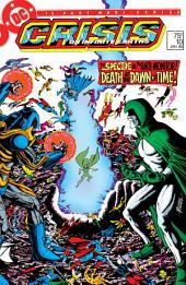 Crisis on Infinite Earths (1985-) #10