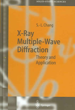 X Ray Multiple Wave Diffraction PDF