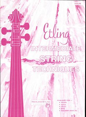 Intermediate String Techniques PDF