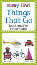 MY FIRST TOUCH AND FEEL PICTURE CARDS Book