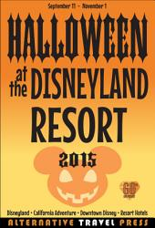 Halloween at the Disneyland Resort 2015