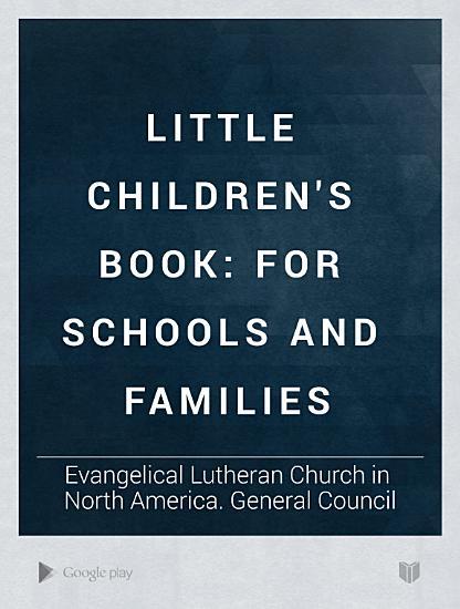 Little Children s Book PDF