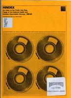 HINDEX  Alphabetical sort by data field PDF