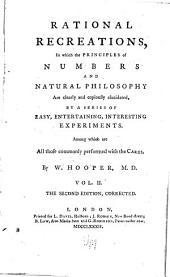 Rational Recreations: Volume 2