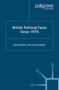 British Political Facts Since 1979 PDF