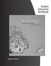 Student Interactive Workbook for Starr/Evers/Starr's Biology Today and Tomorrow with Physiology, 4th: Edition 4