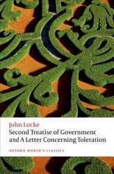 Second Treatise Of Government And A Letter Concerning Toleration Book PDF