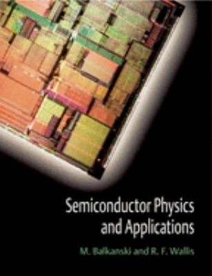 Semiconductor Physics and Applications PDF