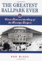 The Greatest Ballpark Ever