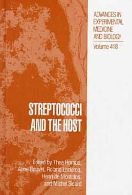 Streptococci and the Host