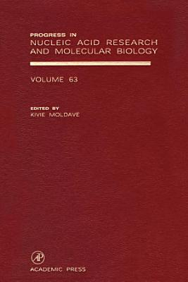 Progress in Nucleic Acid Research and Molecular Biology PDF