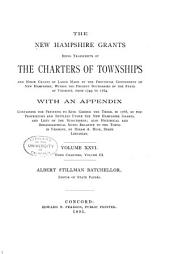 Provincial and State Papers: Volume 26
