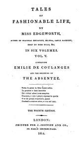 Edgeworth's Works: Volume 5