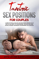 Tantric Sex Positions For Couples Book PDF