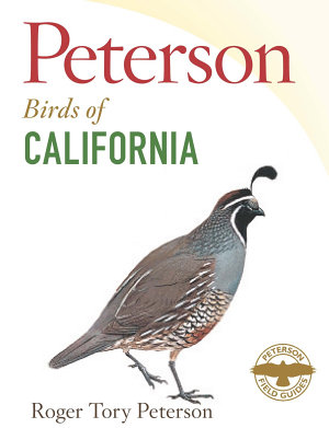 Peterson Field Guide to Birds of California PDF