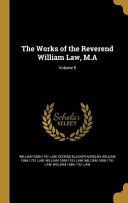 WORKS OF THE REVEREND WILLIAM PDF