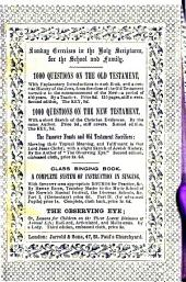 Bible Letters, for children ... With introductory verses by Bernard Barton