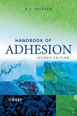 Handbook of Adhesion PDF
