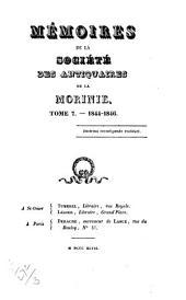 Mémoires: Volume7