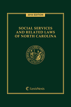 Social Services and Related Laws of North Carolina