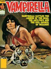 Vampirella Magazine #98
