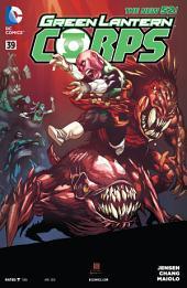 Green Lantern Corps (2011-) #39
