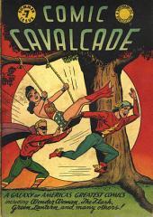 Comic Cavalcade (1942-) #7