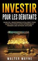 Investir Pour Les D  butants PDF