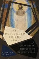 He Descended to the Dead  PDF