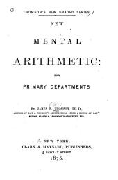 New Mental Arithmetic