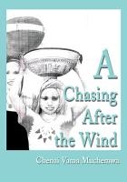 A Chasing After the Wind PDF