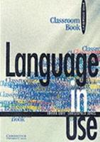 Language in Use Upper intermediate Classroom Book PDF