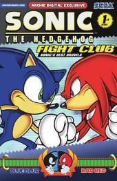 Sonic the Hedgehog: Fight Club