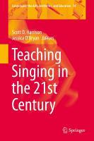 Teaching Singing in the 21st Century PDF