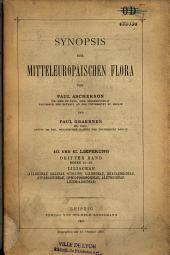 Synopsis der Mitteleuropaischen Flora