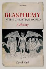 Blasphemy in the Christian World